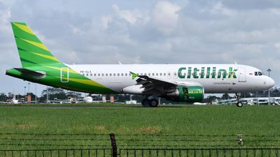 A picture of PKGLS - Airbus A320214 - Citilink - © Calvin L