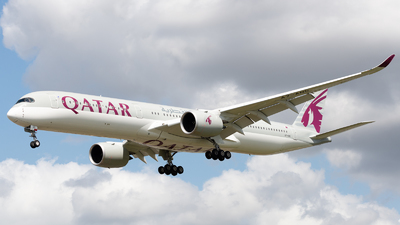 A7-ANG - Airbus A350-1041 - Qatar Airways