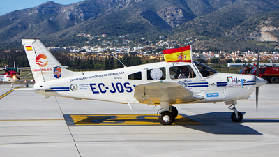 EC-JQS - Piper PA-28-161 Warrior III - Aero Club - Málaga