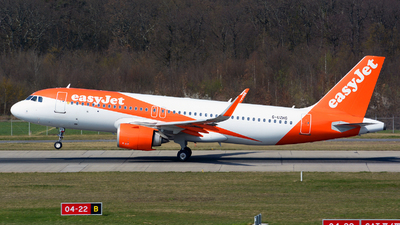 A picture of GUZHG - Airbus A320251N - easyJet - © Jeremy Denton