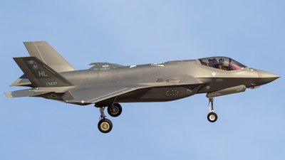 17-5237 - Lockheed Martin F-35A Lightning II - United States - US Air Force (USAF)