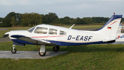D-EASF - Piper PA-28R-201 Cherokee Arrow III - Private