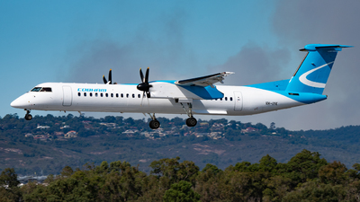 A picture of VHIYK - De Havilland Canada Dash 8400 - Cobham Aviation - © perthplanes1046