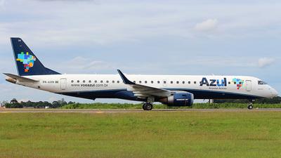 PR-AXN - Embraer 190-200IGW - Azul Linhas Aéreas Brasileiras
