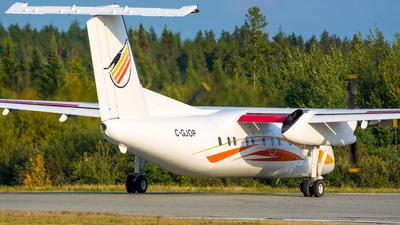 A picture of CGJOP - De Havilland Canada Dash 8100 - Air Creebec - © Jean-Philippe Richard