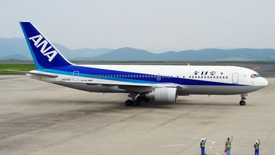 JA8252 - Boeing 767-281 - All Nippon Airways (ANA)