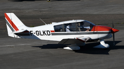 F-GLKD - Robin DR400/140B Dauphin - Private