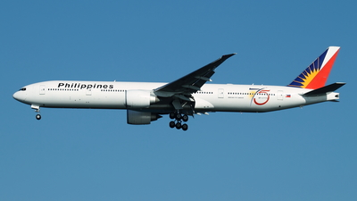 RP-C7773 - Boeing 777-3F6ER - Philippine Airlines