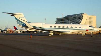 N312AT - Gulfstream G650ER - Private
