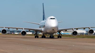 9V-SFP - Boeing 747-412F(SCD) - Singapore Airlines Cargo
