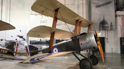 N5912 - Sopwith Triplane - United Kingdom - Royal Flying Corps (RFC)