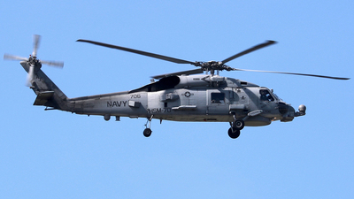 166552 - Sikorsky MH-60R Seahawk - United States - US Navy (USN)