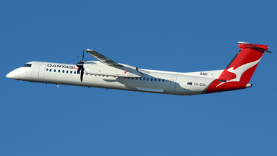 VH-QON - Bombardier Dash 8-Q402 - QantasLink (Sunstate Airlines)