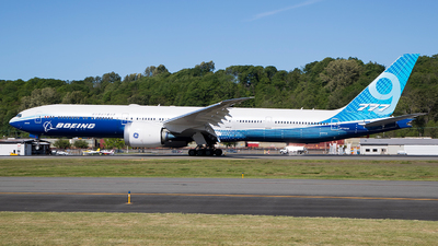 A picture of N779XW - Boeing 7779 - Boeing - © Eric Page Lu