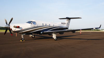 N425EV - Pilatus PC-12/45 - Private