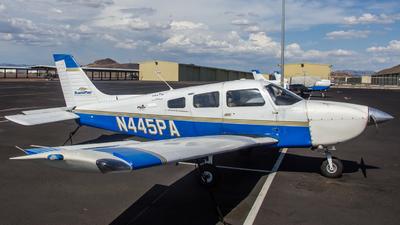 N445PA - Piper PA-28-181 Archer III - TransPac Aviation Academy