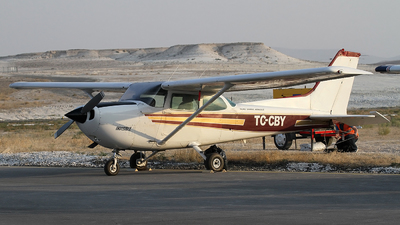 TC-CBY - Reims-Cessna FR172K Reims Rocket - Sindel Aviation