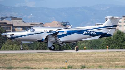 N863NG - Pilatus PC-12/47E - Private