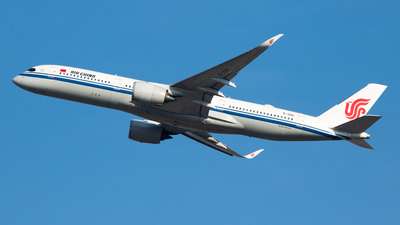 B-1081 - Airbus A350-941 - Air China