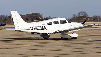 N195MA - Piper PA-28-181 Archer LX - Tom Wood Aviation