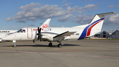 A picture of ECJBE - Embraer EMB120FC Brasilia - Swiftair - © AviaStar Photography