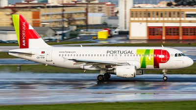 CS-TTF - Airbus A319-111 - TAP Air Portugal