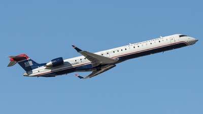 N329MS - Bombardier CRJ-900 - US Airways Express (Mesa Airlines)