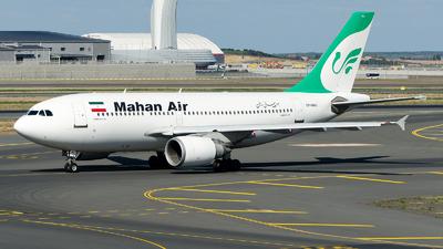 EP-MMJ - Airbus A310-304 - Mahan Air