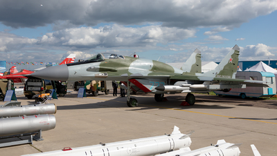 777 - Mikoyan-Gurevich MiG-29SMT Fulcrum C - Russia - Air Force