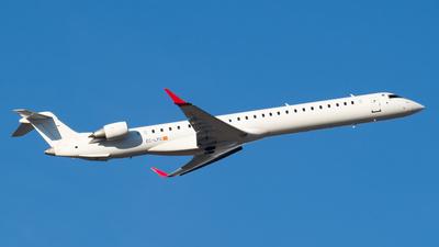 EC-LPG - Bombardier CRJ-1000 - Iberia Regional (Air Nostrum)