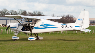 A picture of GFLYB - Ikarus C42 FB100 - [03096572] - © Colin Hollywood