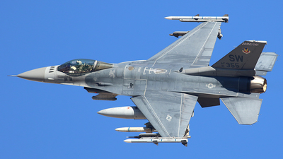 91-0355 - General Dynamics F-16CM Fighting Falcon - United States - US Air Force (USAF)
