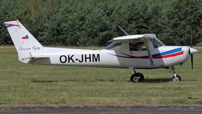 OK-JHM - Reims-Cessna F152 - Private