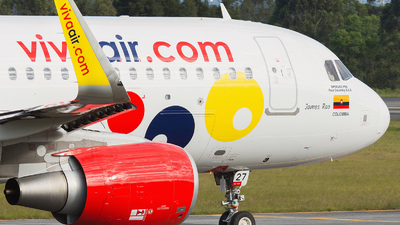 HK-5327 - Airbus A320-214 - Viva Air Colombia