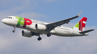 A picture of CSTVC - Airbus A320251N - TAP Air Portugal - © Simon330lover