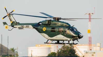FAE-603 - Hindustan Aeronautics ALH Dhruv - Ecuador - Air Force