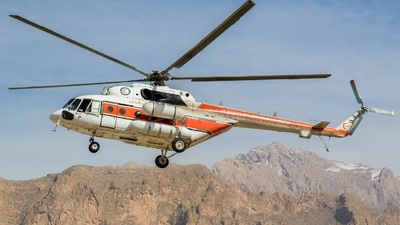 6-9510 - Mil Mi-171E Baikal - Iran - Red Crescent Society