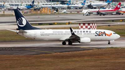 B-1230 - Boeing 737-85N - Shandong Airlines