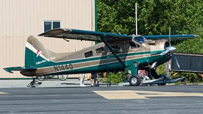 N144Q - De Havilland Canada DHC-2 Mk.I Beaver - Talkeetna Air Taxi