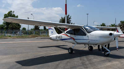 EP-MGS - Tecnam P2010 - Meraj Aviation Flight Academy