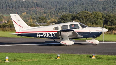 G-RAZY - Piper PA-28-181 Archer II - Private