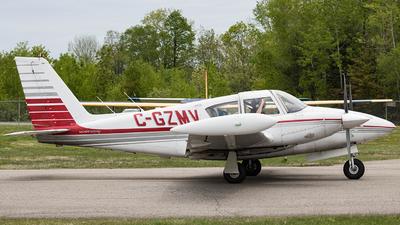 A picture of CGZMV - Piper PA30 Twin Comanche - [30261] - © Mark Brandon