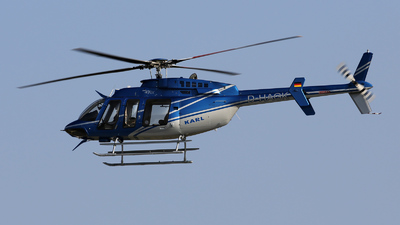 D-HAGK - Bell 407GX - Private