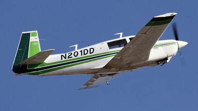 N201DD - Mooney M20J - Private