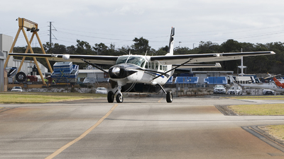 VH-OEZ - Cessna 208B Grand Caravan - Private