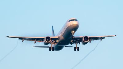 D-AIDQ - Airbus A321-231 - Lufthansa