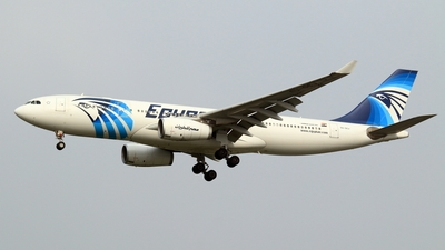 SU-GCJ - Airbus A330-243 - EgyptAir