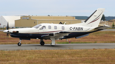 C-FABN - Socata TBM-700A - Private