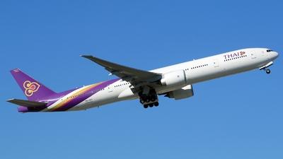 HS-TKY - Boeing 777-3D7ER - Thai Airways International