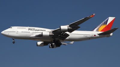 RP-C7473 - Boeing 747-4F6 - Philippine Airlines